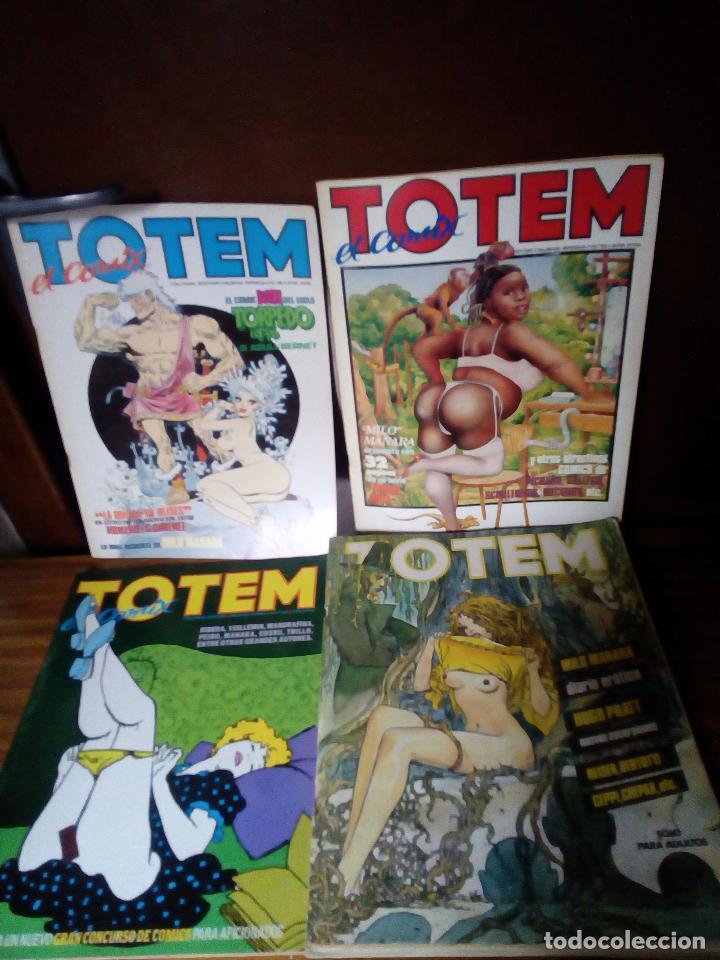 Cómics: Lote de 8 comics Tótem - Foto 2 - 183612487