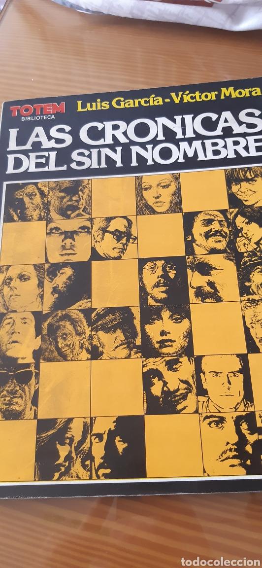 COMIC TOTEM BIBLIOTECA,LAS CRONICAS DEL SIN NOMBRE (Tebeos y Comics - Nueva Frontera)