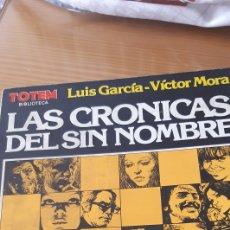 Cómics: COMIC TOTEM BIBLIOTECA,LAS CRONICAS DEL SIN NOMBRE. Lote 183676512