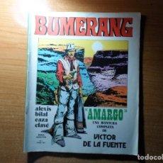 Comics: BUMERANG Nº 1 - NUEVA FRONTERA. Lote 184146103