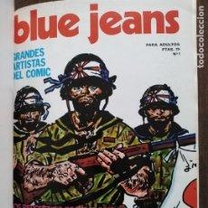 Cómics: TOMO 8 PRIMEROS NUMEROS DE BLUE JEANS. Lote 184926597