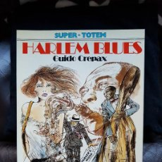 Cómics: HARLEM BLUES - GUIDO CREPAX - COMIC. Lote 186153548