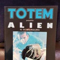 Cómics: ALIEN EL OCTAVO PASAJERO - TOTEM - EXTRA CINE. Lote 186351183