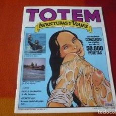 Cómics: TOTEM AVENTURAS Y VIAJES 2 ¡BUEN ESTADO! NUEVA FRONTERA. Lote 186410243