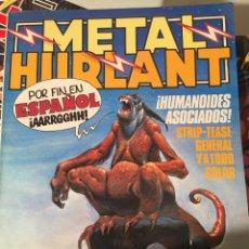 Cómics: COLECCIÓN DE REVISTAS - COMICS METAL HURLANT. Lote 187307776