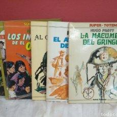 Cómics: LOTE DE 6 SUPER TÓTEM, N° 1, 3, 8, 14, 22 Y 25. Lote 188789305