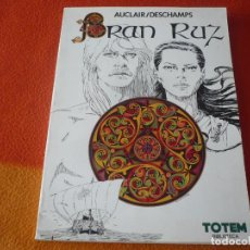 Cómics: BRAN RUZ ( AUCLAIR DESCHAMPS ) TOTEM BIBLIOTECA 21. Lote 190572275