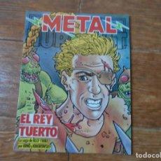 Comics: METAL HURLANT Nº 44 NUEVA FRONTERA . Lote 191247536