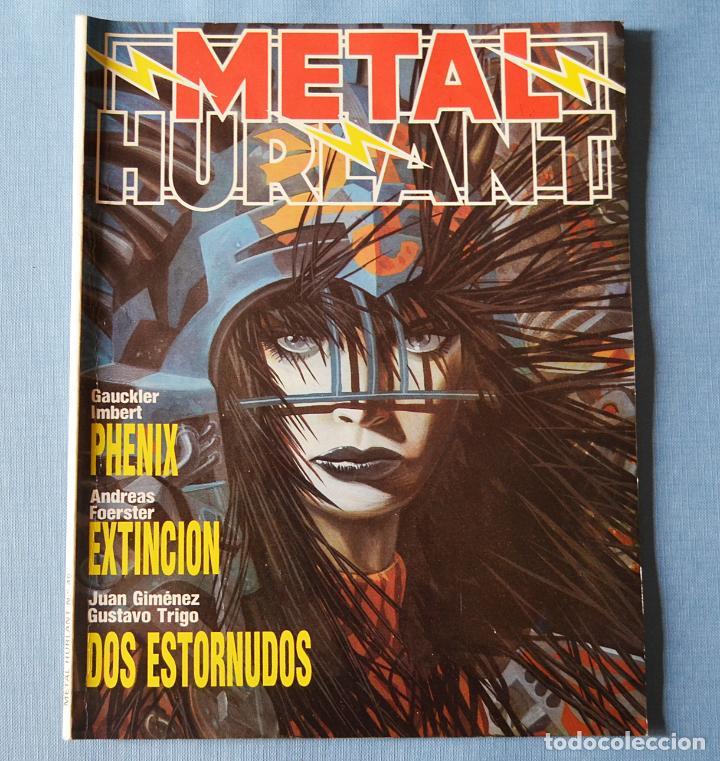 METAL HURLANT - Nº 46 (Tebeos y Comics - Nueva Frontera)