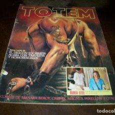 Cómics: TOTEM Nº 3 NUEVA EPOCA. Lote 191583000