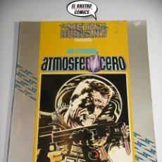 Cómics: ATMOSFERA CERO, JIM STERANKO, ED. EUROCOMIC AÑO 1982, MUY DIFICIL.. Lote 191630111