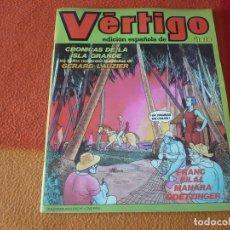 Cómics: VERTIGO Nº 4 EDICION ESPAÑOLA DE PILOTE ( BILAL LAUZIER GOETZINGER MANARA ) ¡BUEN ESTADO!. Lote 192582597