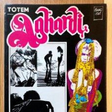 Comics: ENRIC SIO - AGHARDI - TOTEM PRESENTA - 1979. Lote 192767266