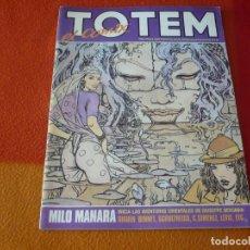 Cómics: TOTEM EL COMIX Nº 9 NUEVA EPOCA ( MANARA BERNET GIMENEZ ) ¡BUEN ESTADO! TOUTAIN TORPEDO . Lote 193548622