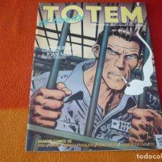 Cómics: TOTEM EL COMIX Nº 10 NUEVA EPOCA ( MANARA BERNET GIMENEZ ) ¡BUEN ESTADO! TOUTAIN TORPEDO . Lote 193548645