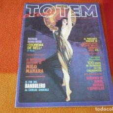 Cómics: TOTEM EL COMIX Nº 13 NUEVA EPOCA ( MANARA PICHARD ) ¡BUEN ESTADO! TOUTAIN . Lote 193548753