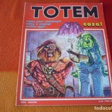 Cómics: TOTEM Nº 18 ( MOEBIUS TOPPI CREPAX JONES ) ¡BUEN ESTADO! TOUTAIN . Lote 193553730