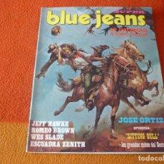 Cómics: SUPER BLUE JEANS Nº 21 ( JOSE ORTIZ JEFF HAWKE WES SLADE ) ¡BUEN ESTADO!. Lote 193584977