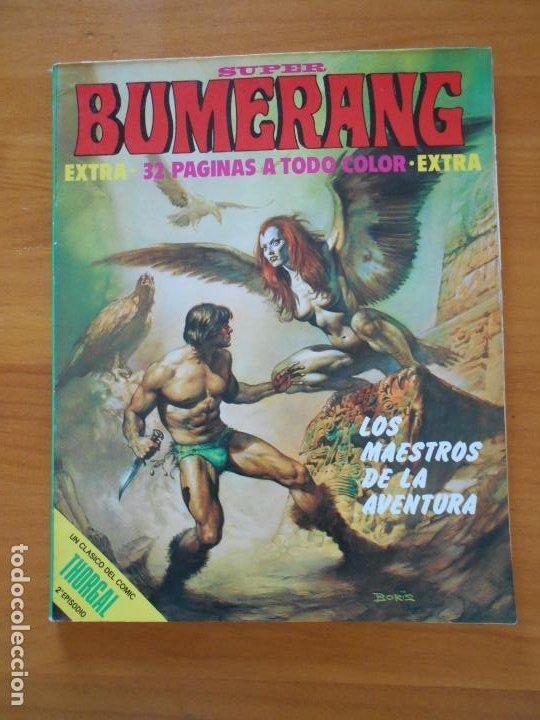 SUPER BUMERANG EXTRA Nº 16 - NUEVA FRONTERA (IP) (Tebeos y Comics - Nueva Frontera)