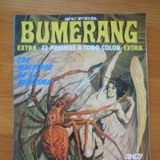 Cómics: SUPER BUMERANG EXTRA Nº 17 - NUEVA FRONTERA (IP). Lote 193787791
