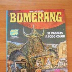 Cómics: SUPER BUMERANG Nº 18 - NUEVA FRONTERA (IP). Lote 193787962