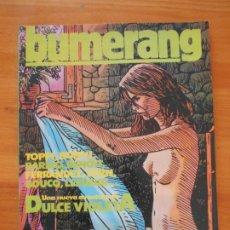 Cómics: SUPER BUMERANG Nº 20 - NUEVA FRONTERA (IP). Lote 193796746