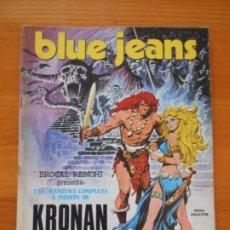 Cómics: BLUE JEANS Nº 4 - NUEVA FRONTERA (IP). Lote 193799241