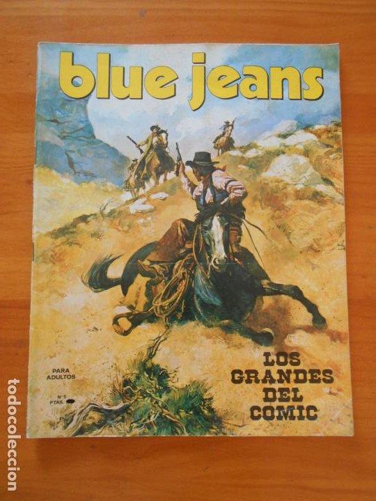 BLUE JEANS Nº 5 - NUEVA FRONTERA (IP) (Tebeos y Comics - Nueva Frontera)