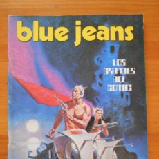 Cómics: BLUE JEANS Nº 11 - NUEVA FRONTERA (IP). Lote 193800256