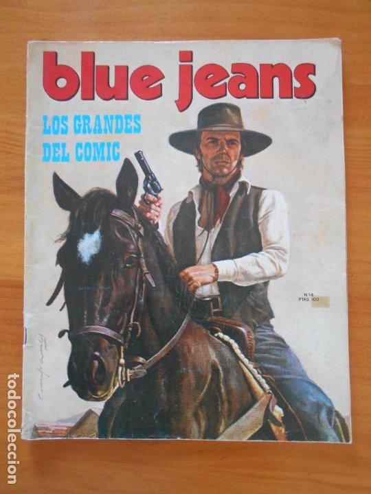 BLUE JEANS Nº 14 - NUEVA FRONTERA (IP) (Tebeos y Comics - Nueva Frontera)