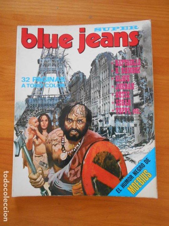 SUPER BLUE JEANS Nº 18 - NUEVA FRONTERA (IP) (Tebeos y Comics - Nueva Frontera)