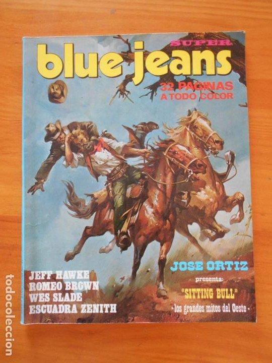 SUPER BLUE JEANS Nº 21 - NUEVA FRONTERA (IP) (Tebeos y Comics - Nueva Frontera)