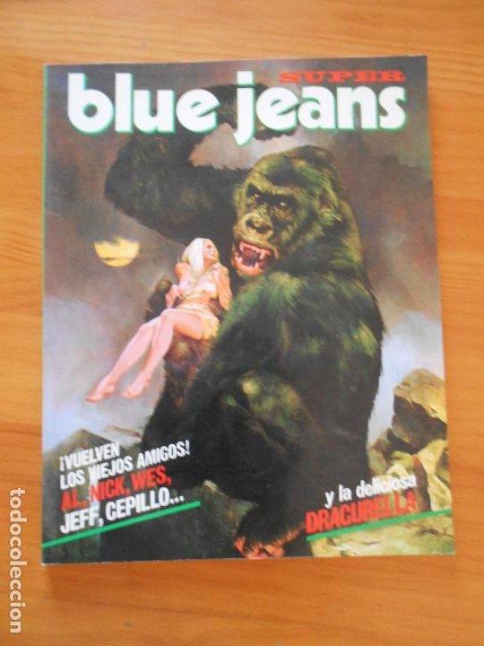 SUPER BLUE JEANS Nº 25 - NUEVA FRONTERA (IP) (Tebeos y Comics - Nueva Frontera)