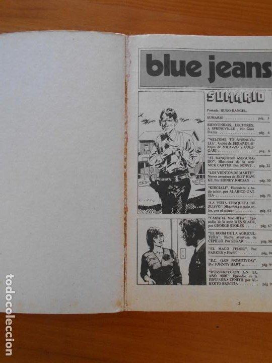 Cómics: BLUE JEANS - ANTOLOGIA - CONTIENE LOS NÚMEROS 26, 27 Y 28 - NUEVA FRONTERA (IP) - Foto 4 - 193802040