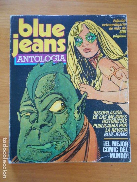 BLUE JEANS - ANTOLOGIA - CONTIENE LOS NÚMEROS 26, 27 Y 28 - NUEVA FRONTERA (IP) (Tebeos y Comics - Nueva Frontera)