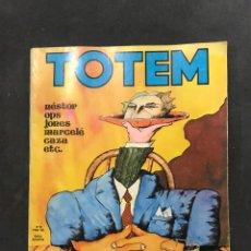 Cómics: TÓTEM CÓMICS NÚMERO 12 DE 1977. Lote 194110292