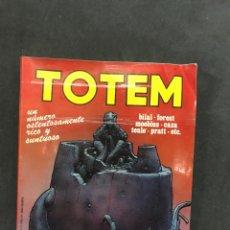 Cómics: TÓTEM CÓMICS NÚMERO 31 DE 1977. Lote 194111583