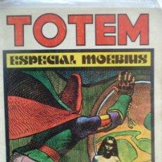 Cómics: TOTEM Nº 11 ESPECIAL MOEBIUS. Lote 194614402