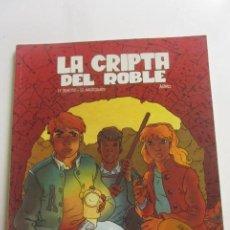 Cómics: LA CRIPTA DEL ROBLE. COLECCION METAL Nº 26. J.F. BENOIST Y CH. MAUROUARD, ARNO CX43. Lote 194880315