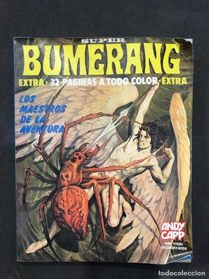 BUMERANG COMICS NÚMERO 17 DE 1978 (Tebeos y Comics - Nueva Frontera)