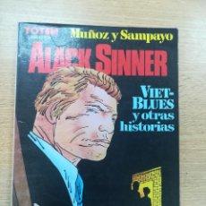 Comics: ALACK SINNER VIET-BLUES Y OTRAS HISTORIAS (TOTEM BIBLIOTECA). Lote 195231630