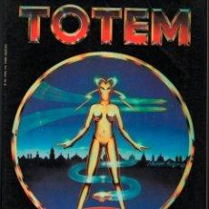 Cómics: TOTEM N º 10 CAZA, GARCIA MOEBIUS PRATT GIBRAT MACEDO. Lote 195346517