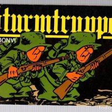 Cómics: STURMTRUPPEN. BONVI. Nº 7. AÑO 1982. Lote 195478540