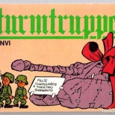 Cómics: STURMTRUPPEN. BONVI. Nº 3. AÑO 1982. Lote 195478727