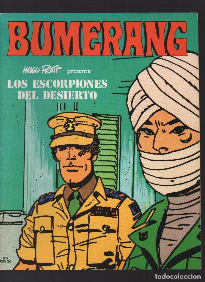 BUMERANG DE EDITORIAL NUEVA FRONTERA (Tebeos y Comics - Nueva Frontera)