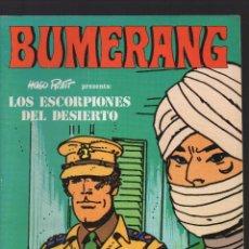 Cómics: BUMERANG DE EDITORIAL NUEVA FRONTERA. Lote 196007573