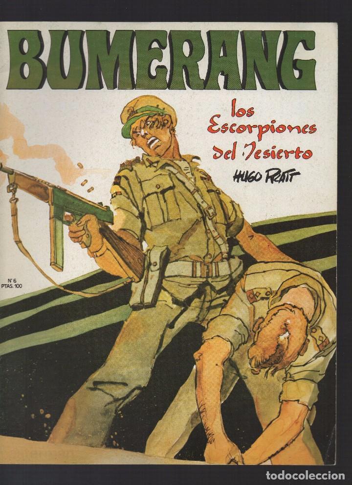 Cómics: BUMERANG DE EDITORIAL NUEVA FRONTERA - Foto 2 - 196007573