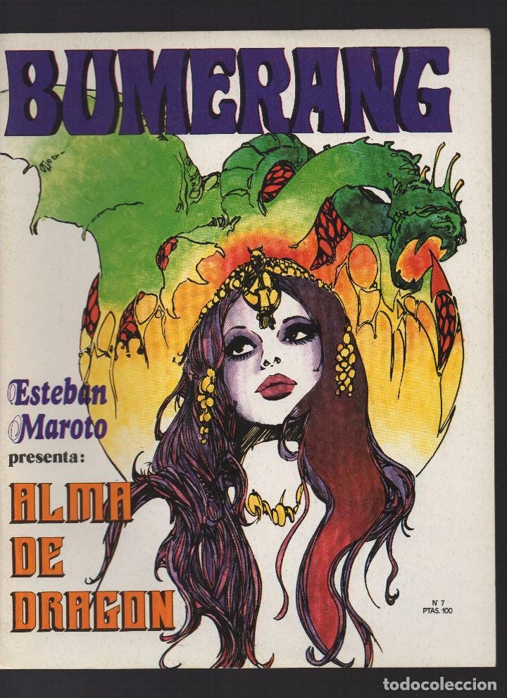 Cómics: BUMERANG DE EDITORIAL NUEVA FRONTERA - Foto 3 - 196007573