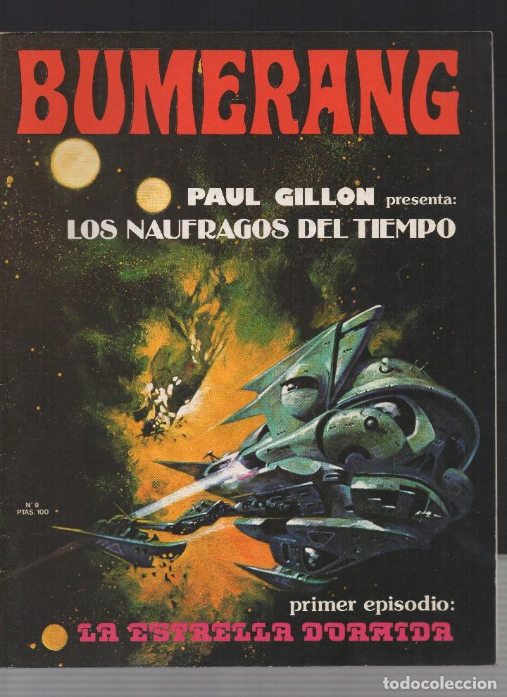Cómics: BUMERANG DE EDITORIAL NUEVA FRONTERA - Foto 5 - 196007573