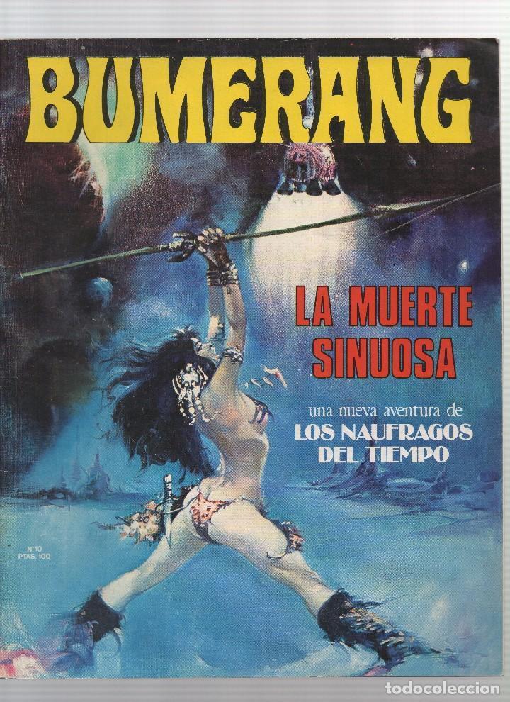 Cómics: BUMERANG DE EDITORIAL NUEVA FRONTERA - Foto 6 - 196007573
